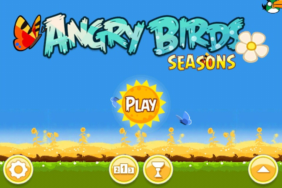 Angry Birds Update Summer Picnic
